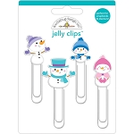 Winter Wonderland Jelly Clips