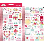 Love Notes Mini Icons Stickers
