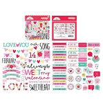 Love Notes Chit Chat Die Cuts