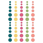 Hip Hop Hooray Enamel Dots