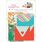 Picnic in the Park Envelope Stickers