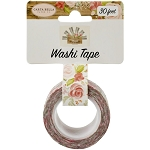 Farmhouse Market Lovely Bouquet Washi Tape