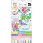 Bloom Street Sticker Book