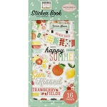 Summer Market Sticker Book