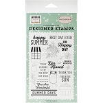 Summer Market Happy Summer Stamp Set