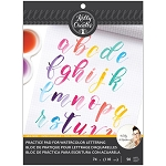 Brush Lettering Grid Paper Pad