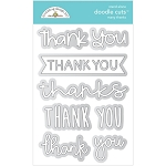 Many Thanks Doodle Cuts Dies