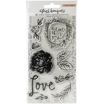 Fresh Bouquet Stamp Set