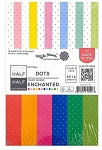 Half Dots Enchanted 5.5 x 8.5 Paper Pad