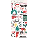 Hey Santa Stickers