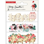 Hey Santa Confetti Set
