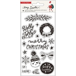Hey Santa Stamp Set