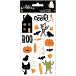 Spoooky Icons Puffy Stickers