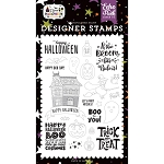 I Love Halloween Boo To You Stamp Set