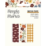 Cozy Days Washi Tape