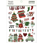 Jingle All the Way Sticker Book