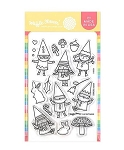 Happy Gnome Stamp Set