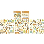 Pumpkin Spice Odds & Ends Die Cuts