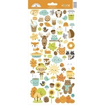 Pumpkin Spice Icons Stickers