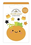 Ghost Town Roly Poly Pumpkin Doodle Pops
