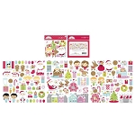 Night Before Christmas Odds & Ends Die Cuts