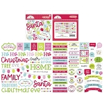 Night Before Christmas Chit Chat Die Cuts