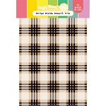 Stripe Plaid Trio Stencils