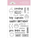 Made With Love You Bake Me Happy Stamp Set
