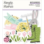Bunnies & Blooms Bits & Pieces