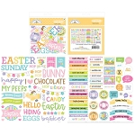Hippity Hoppity Chit Chat Die Cuts