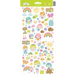 Fairy Garden Icons Stickers