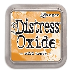 Distress Oxide Ink Pad Wild Honey