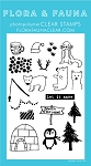 Arctic Critters Holiday Stamp Set