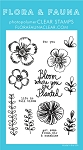 Life in Bloom Stamp Set