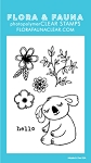 Mini Hello Koala Stamp Set