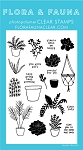 Plant Lady Stamp Set
