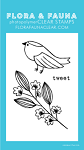 Mini Tweet Tweet Stamp Set