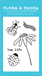 Mini Bug Life Stamp Set