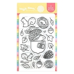 Home Sweet Home Stamp Set