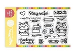 Frontline Helpers Stamp Set