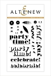 Party Time! Stamp Set