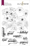 Bergenia Builder Stamp Set