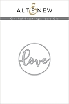 Circled Greetings: Love Die