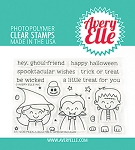 Peek-A-Boo Pals: Spooktacular Clear Stamps