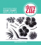Tropical Bouquet Stamp Set