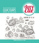 Monkey Sea Monkey Do Stamp Set