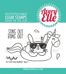 Suns Out Stamp Set
