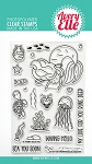 Underwater Friends Stamp Set