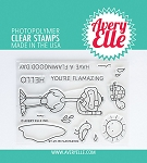 Flamazing Stamp Set