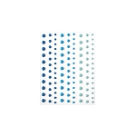 Blues Hero Hues Enamel Dots